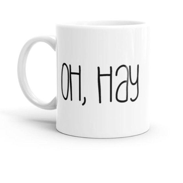 Joseph's mug