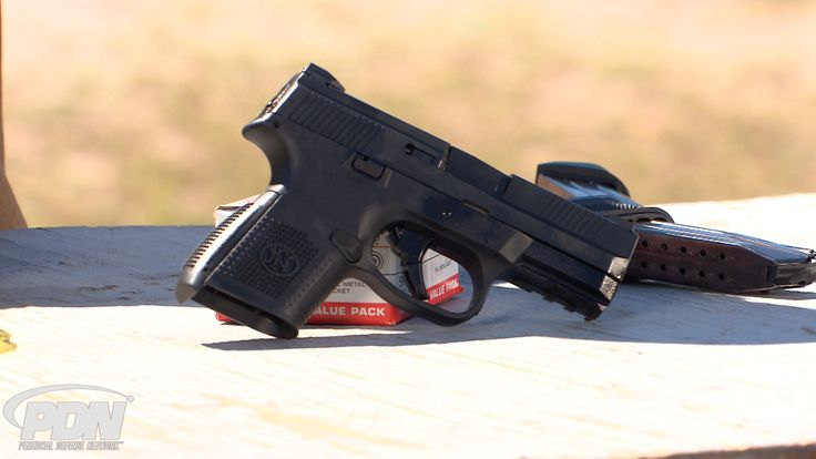 Reliable, durable, accurate, and with a great configuration for concealed carry, Rob Pincus is very enthusiastic about the FNS-9 Compact from FN and believes more people should consider it for defensive use.