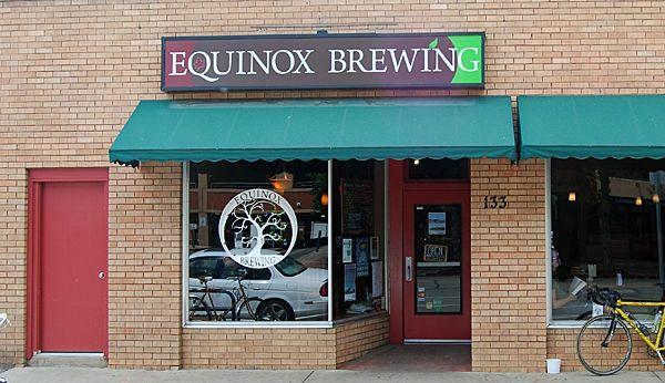 Equinox Brewing Co Tour
