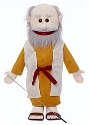 """Silly Puppets SP2165 25"""" Moses"""