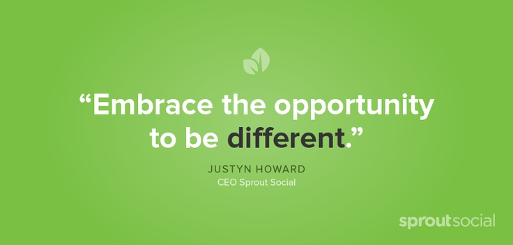 Sprout Social CEO Justyn Howard explains what it takes to truly engage customers - and build better relationships via social media.
