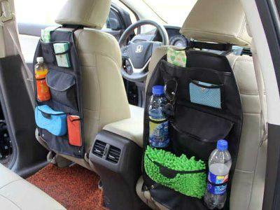10 способов навести в машине идеальный порядок - Водителю на заметку - Журнал - Quto.ru