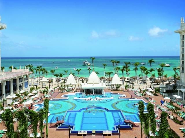 The Riu Palace Aruba Formerly Known As Grand Brings S Legendary Service All Inclusive Concept Highest Level Of Amenities To