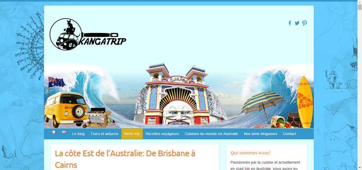 La côte Est de l'Australie: De Brisbane à Cairns – KANGATRIP