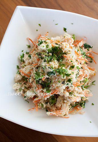 おからと菜の花のサラダ by tomoさん   レシピブログ - 料理ブログの ...