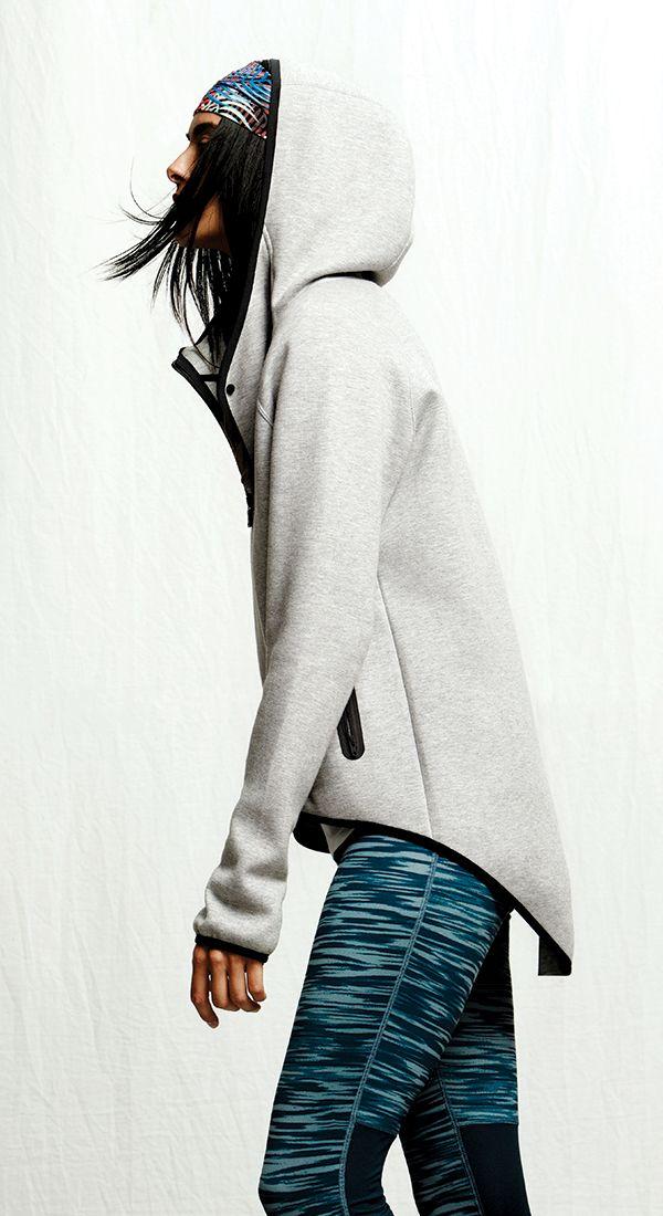 Fleece redefined. #nike #style