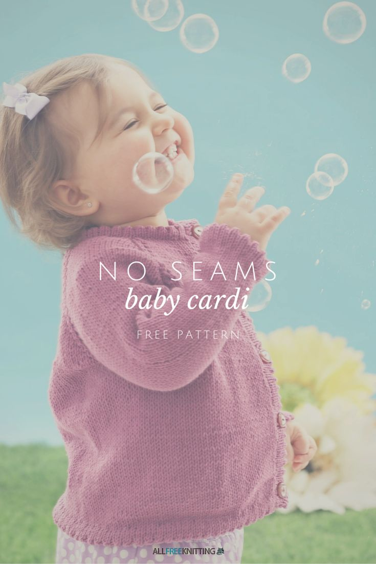28 best baby girl sweater images on pinterest knitting cook and no seams baby cardi bankloansurffo Images