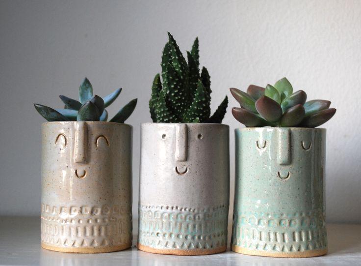 adorable small succulent planters