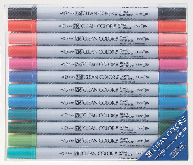 ZIG Clean Color II