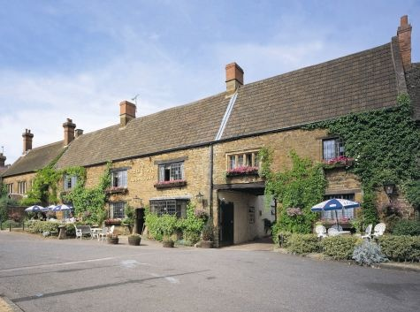 Red lion Adderbury - Reception