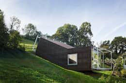 Camera Lucida: moderne Häuser von Christian Tonko