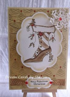 DREAM CARDS by SHARON