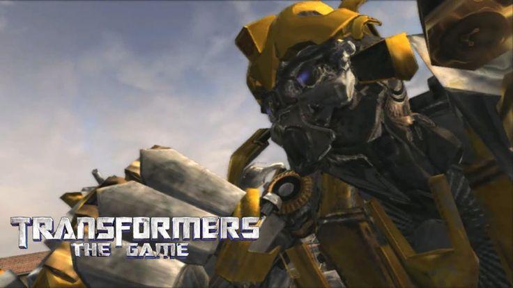 НЕЗВАНЫЕ ГОСТИ - Transformers: The Game