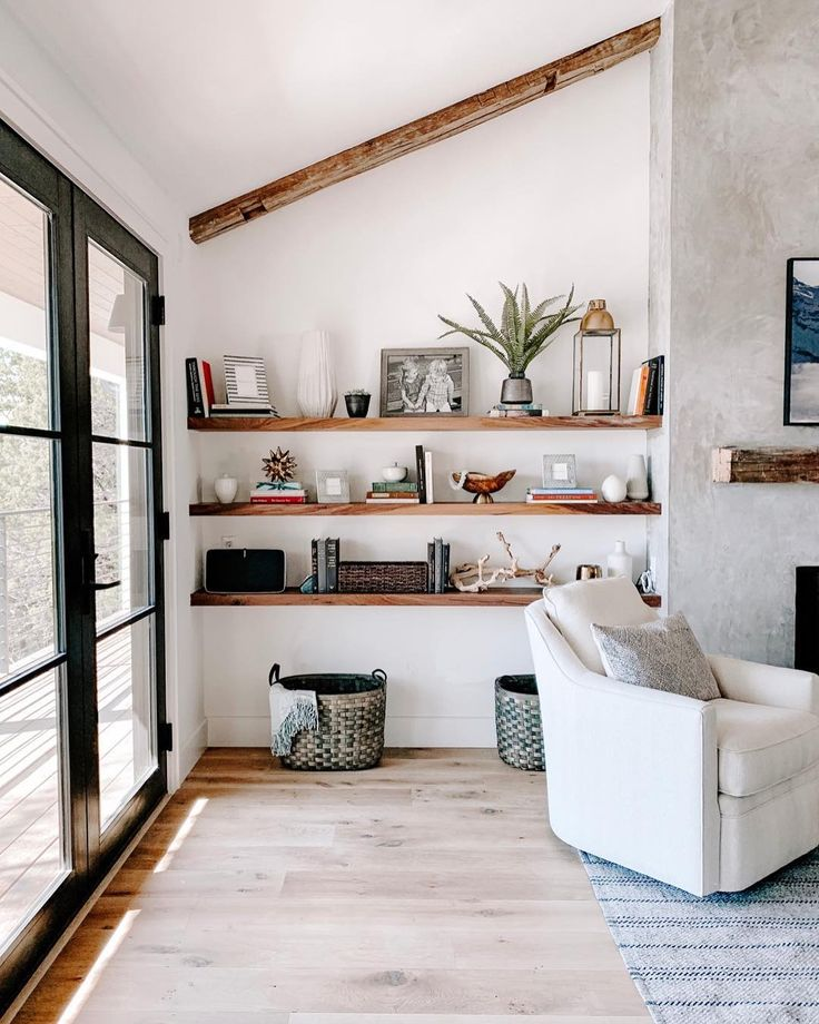 Love the latest living room we completed fresh wit…