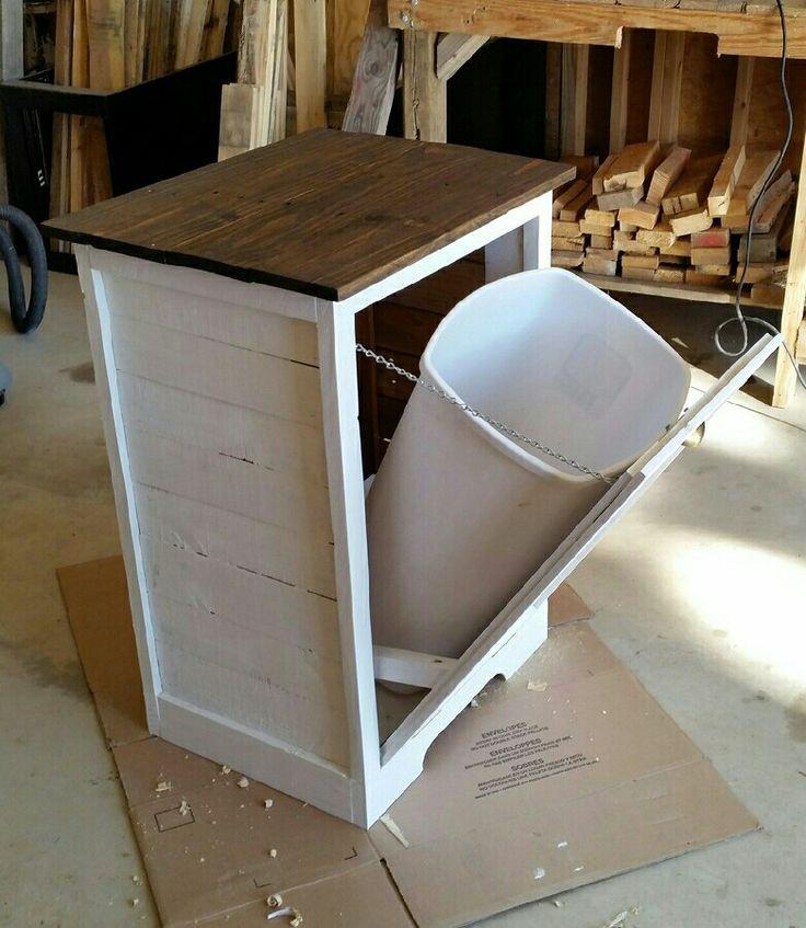 die besten 25 m lleimer k che ideen auf pinterest. Black Bedroom Furniture Sets. Home Design Ideas
