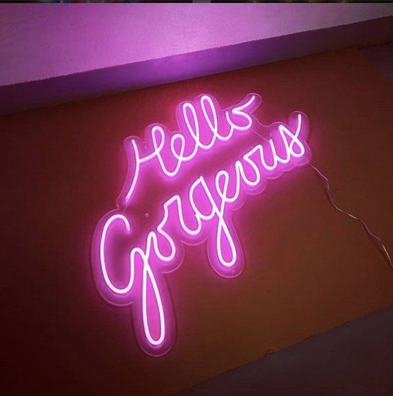 Neonific specializes in the creation of LED neon signs  Unlike
