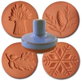 Scandinavian Cookie Stamps