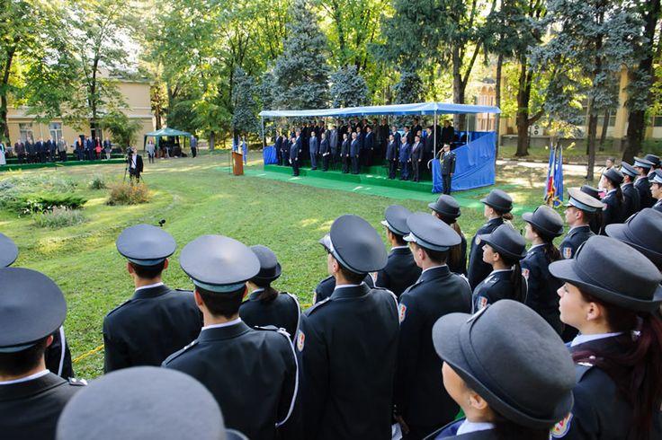 Studenti ANIMV, promotia 2014-2017