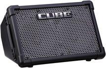 Roland CUBE Street EX 2-Channel 50-Watt Battery Powered Amp Reviews | Sweetwater.com