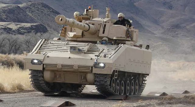 e80eddbb53ab SNAFU!  ST Kinetics  Next Generation Combat Vehicle - Light Tank Variant.
