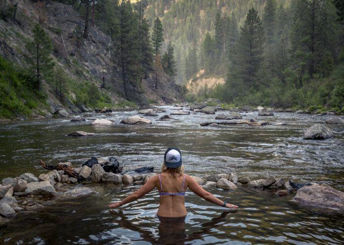 idaho springs big and beautiful singles Natural idaho hot springs 8k likes.