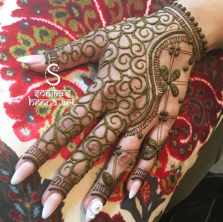 Latest & Best Eid Mehndi Designs (19)