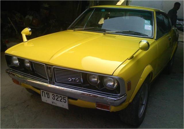 Galant GTO & Mitsubishi Colt Club Thailand