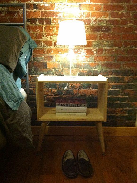 ikea hacked rast nightstands