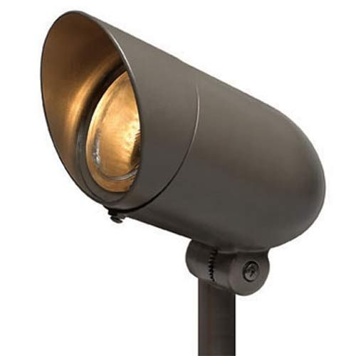 120v Led Landscape Lights: Small Bronze 120V Spot Light Hinkley Path Landscape
