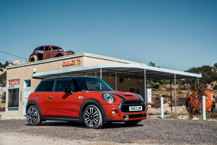MINI Doesn't Rely on Refreshed Models for Jump in Sales