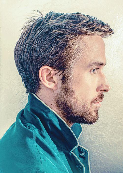 rollin w/ the homies — shakespearee:   Ryan Gosling byYann Rabanier...