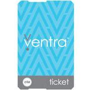 Ventra Ticket