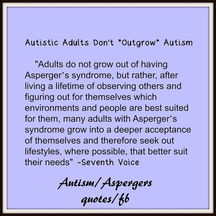 Sorry, that Adult diagnosis aspergers casually, not