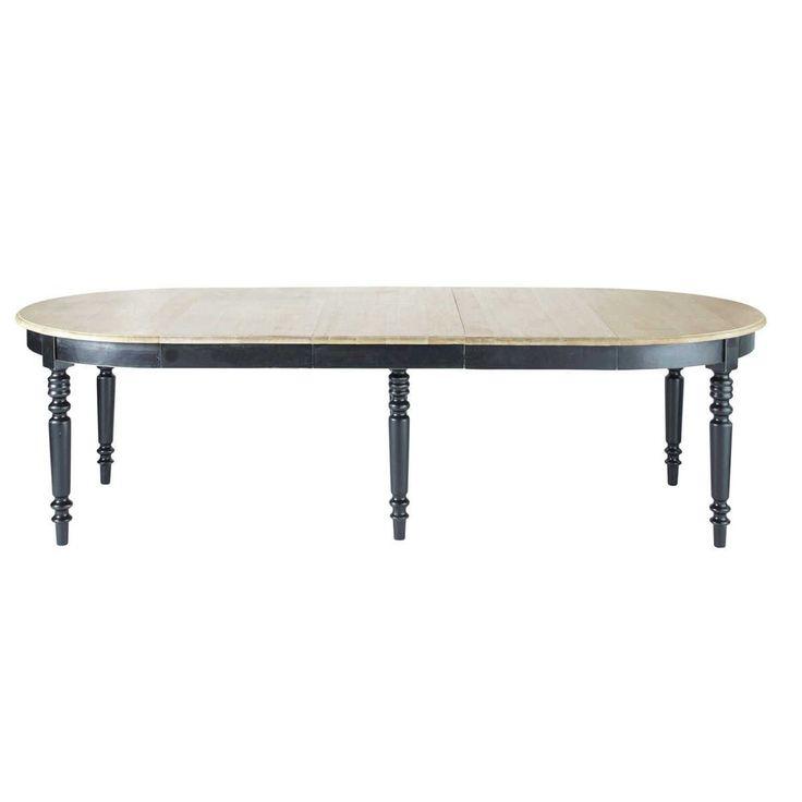 ausziehbarer runder esstisch 6 bis 14 personen b 125325 cm - Erweiterbar Runden Podest Esstisch
