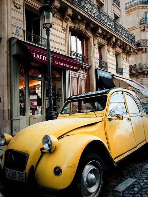 Ile Saint Louis, Rue des deux ponts, Paris IV