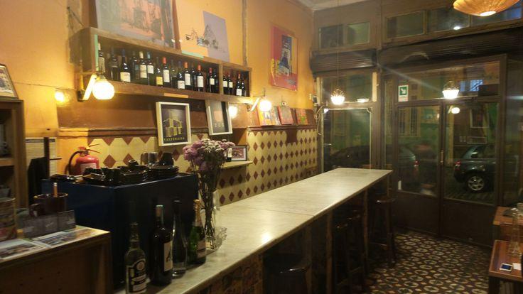 Cerro Alegre - Cafetería   Valparaíso, Chile