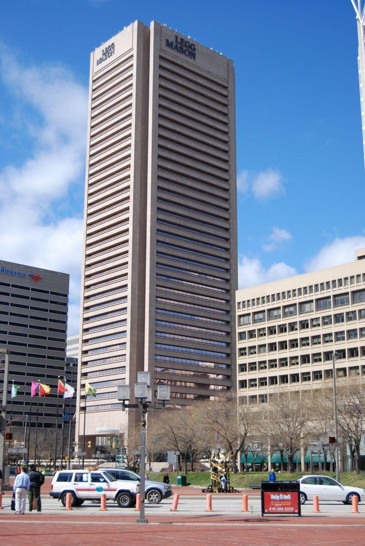 Transamerica Tower Baltimore Md Sky Buildings