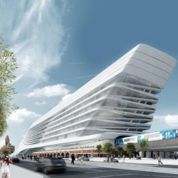 Modern Architecture Zaha Hadid 50 best zaha hadid images on pinterest | amazing architecture