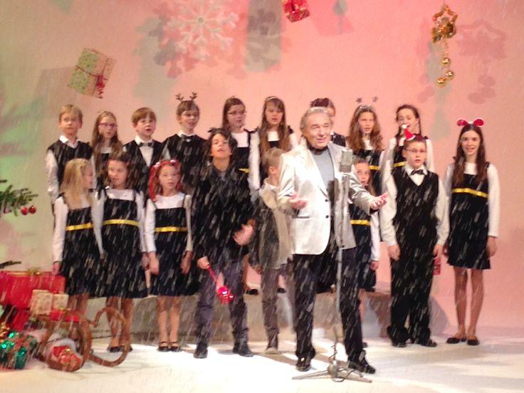 Karel Gott & Children's Choir Www. VanocniSbirka.cz
