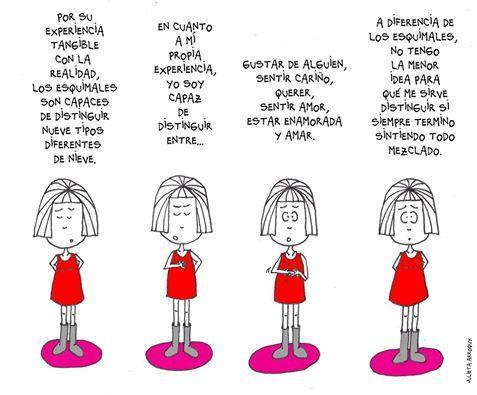 Ofelia por Julieta Arroquy