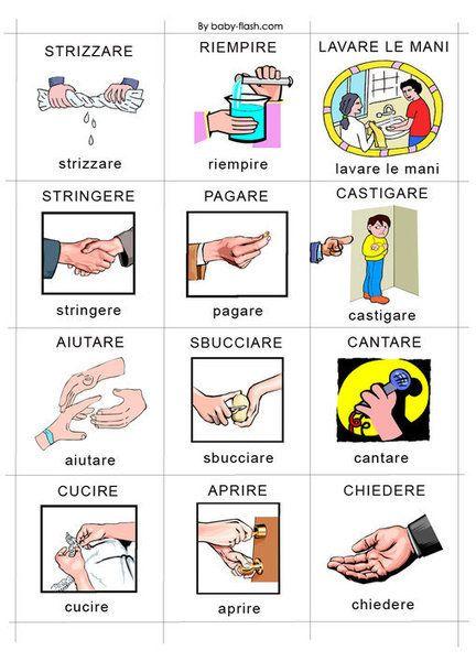 #italian verbi