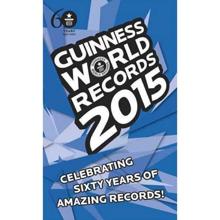 Guinness World Records 2015 ( Guinness World Records) (Reissue) (Paperback)