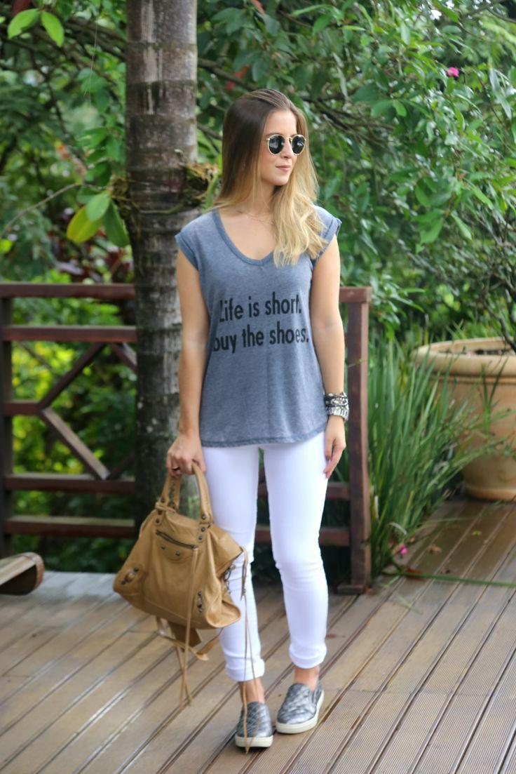 The Classic M | Por Marina Bragança: look do dia