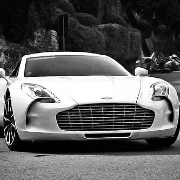Delicious Aston Martin One 77!
