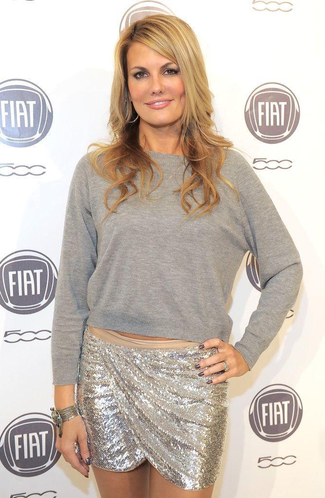 Courtney Hansen Mini Skirt - Mini Skirt Lookbook - StyleBistro