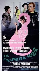 La Pantera Rosa (The Pink Panther), USA 1963, di Blake Edwards