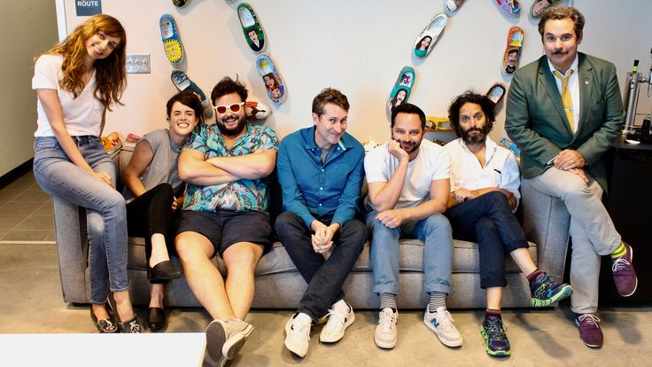 An Oral History of the Funniest Podcast Ever: We spoke to more than two dozen comedians who helped Scott Aukerman's 'Comedy Bang! Bang!' podcast get to 500 episodes.