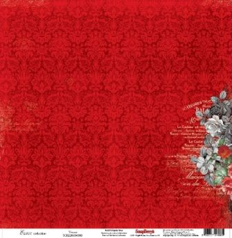 Papier 30x30 - Elegy Venus - Scrapberry's SCB220604303 Na-Strychu