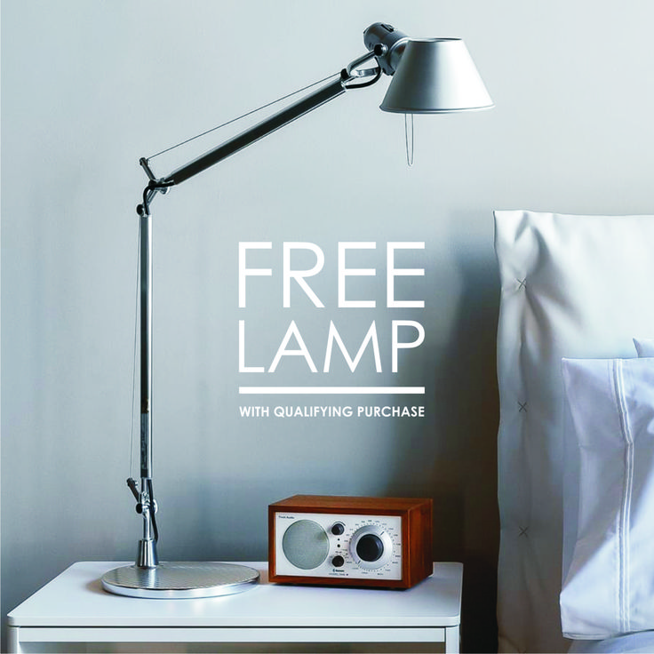 Get a free Tolomeo Micro table lamp from Artemide with qualifying purchase while supplies last! #giveaway #free #promo #sale #promocode #modernlighting #moderninteriors #design #designinspo #lighting #modernhome #moderndecor #homedecor #modernliving #midmod #midcenturymodern #nordicdesign #scandinaviandesign #homebeautiful #homedecor #homedesign #housebeautiful #homedecoratio…