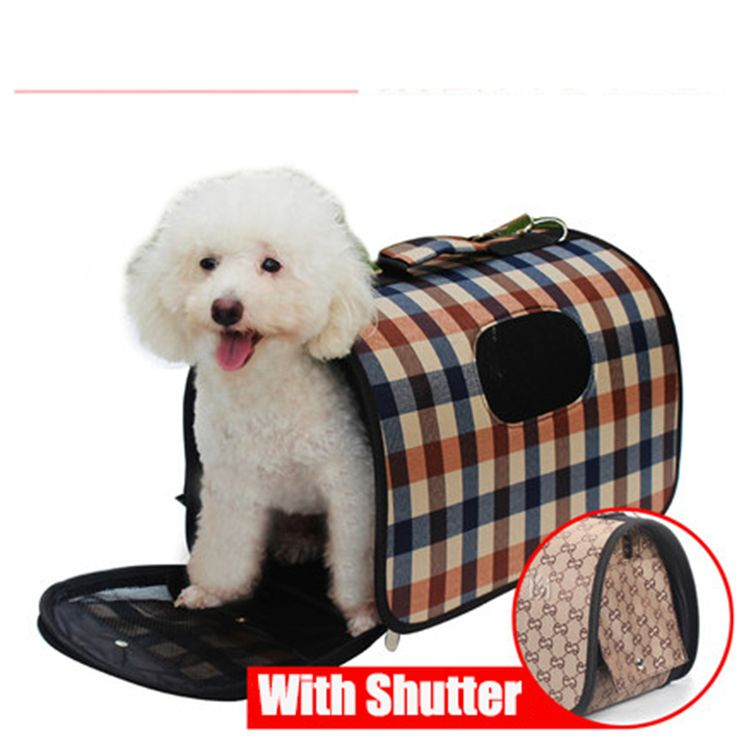 Dog Handbag Travel Accessories Leg Bag Dog House Crate Bolsa Casaen Tas Pet Backpack Dog Poop Bags Kennels Cages Carriers DDM9X7